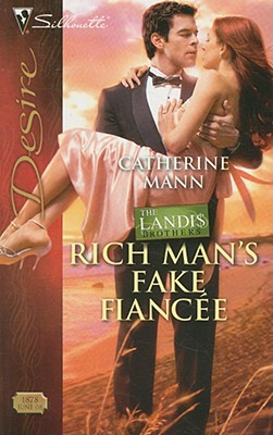 Image for Rich Man's Fake Fiancee (Silhouette Desire)