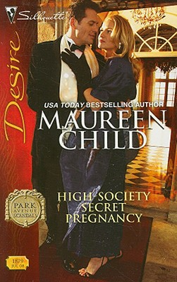 Image for High-Society Secret Pregnancy (Silhouette Desire)