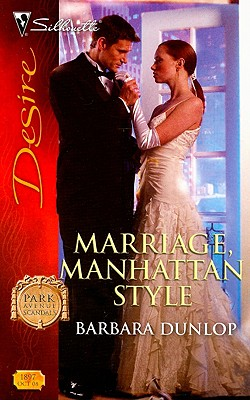 Image for Marriage, Manhattan Style (Silhouette Desire)