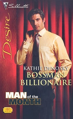 Image for Bossman Billionaire (Silhouette Desire)