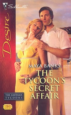 The Tycoon's Secret Affair (Silhouette Desire), MAYA BANKS