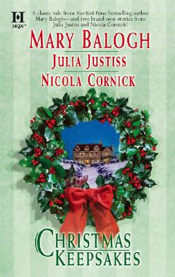 Christmas Keepsakes: A Handful Of Gold The Three Gifts The Season For Suitors, MARY BALOGH, JULIA JUSTISS, NICOLA CORNICK