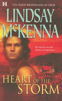 Heart Of The Storm, LINDSAY MCKENNA