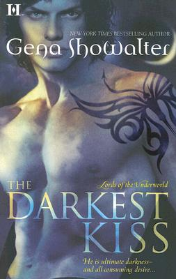 Image for The Darkest Kiss (Lords of the Underworld, Book 2)