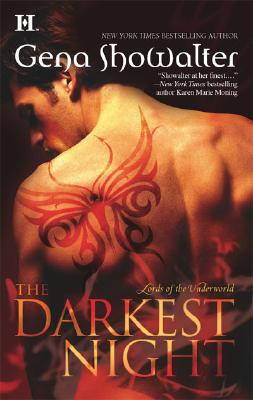 Image for The Darkest Night (Lords of the Underworld, Book 1)