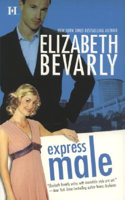 Express Male (Hqn Romance), Elizabeth Bevarly