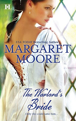 The Warlord's Bride, MARGARET MOORE