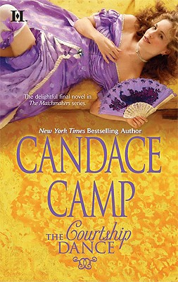 The Courtship Dance, CANDACE CAMP