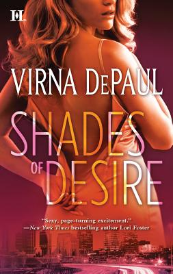 Image for Shades of Desire (Special Investigations Groups)