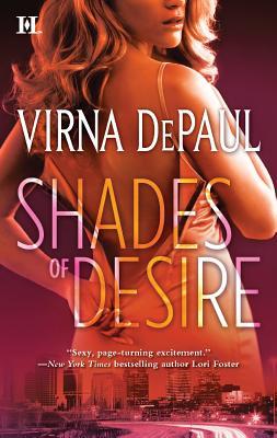 Shades of Desire (Hqn), Virna DePaul