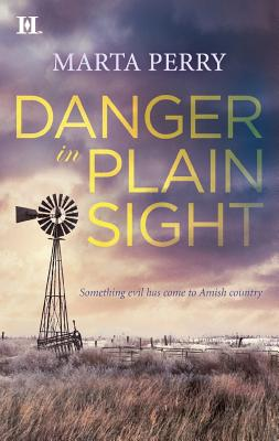 Danger Plain Sight, Marta Perry