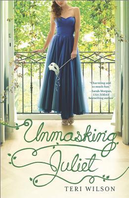 Image for Unmasking Juliet (Hqn)