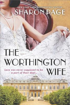 The Worthington Wife, Page, Sharon
