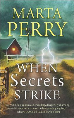 When Secrets Strike, Marta Perry