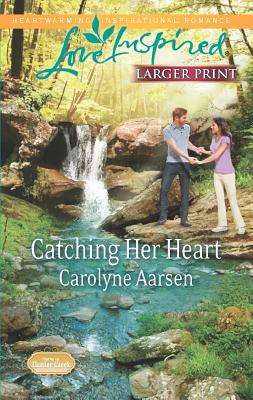 Image for Catching Her Heart (Love Inspired (Large Print))