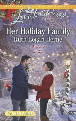 Image for Her Holiday Family (Love Inspired LP Kirkwood Lake)