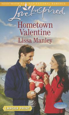 Image for Hometown Valentine (Love Inspired LP Moonlight Cove)
