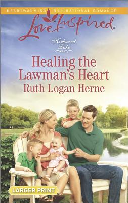 Image for Healing the Lawman's Heart