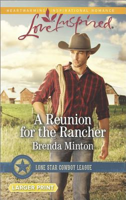 Reunion For The Rancher, A, Minton, Brenda