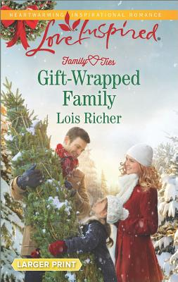 Image for Gift-Wrapped Family (Family Ties (Love Inspired))