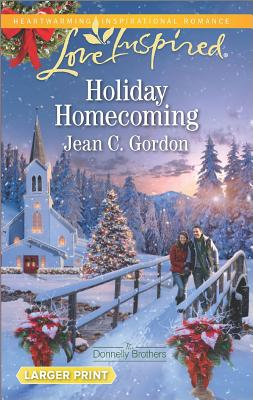 Holiday Homecoming (The Donnelly Brothers), Jean C. Gordon