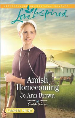 Image for Amish Homecoming (Amish Hearts)