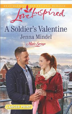 Image for A Soldier's Valentine (Maple Springs)
