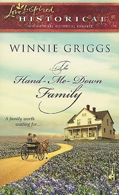 Image for The Hand-Me-Down Family (Love Inspired Historical 28)