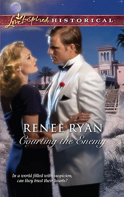 Image for Courting The Enemy (Love Inspired)