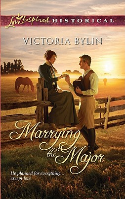 Image for Marrying the Major (Love Inspired Historical)