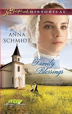 Image for Family Blessings (Love Inspired Historical)