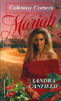 Image for Mariah : Calloway Corners, Book One (Harlequin Superromance No. 338)