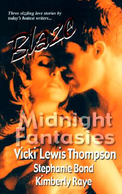 Image for BLAZE-Midnight Fantasies: Mystery Lover/After Hours/Show and Tell (3 Novels in 1)