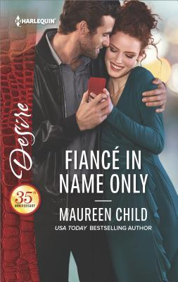 Image for Fiancé in Name Only (Harlequin Desire)