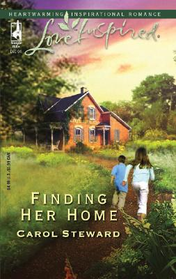 Finding Her Home (Love Inspired), CAROL STEWARD