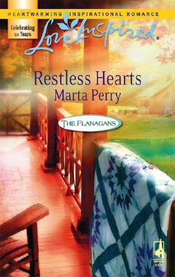 Image for Restless Hearts (The Flanagans, Book 6) (Love Inspired #388)