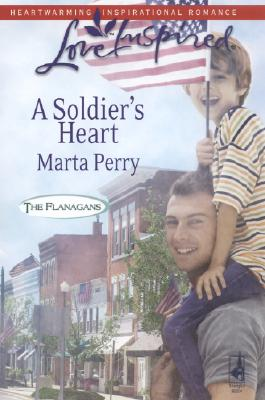 Image for A Soldier's Heart  [Love Inspired]