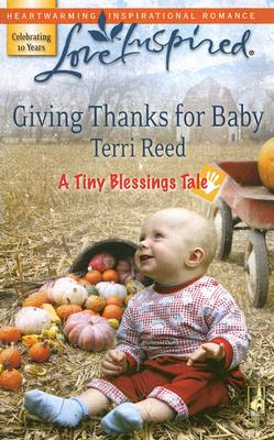 Image for Giving Thanks For Baby  [Love Inspired]