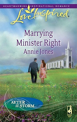 Image for Marrying Minister Right  [Love Inspired]
