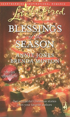 Blessings of the Season: The Holiday Husband The Christmas Letter (Love Inspired), Annie Jones, Brenda Minton