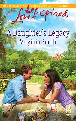 Image for A Daughter's Legacy (Love Inspired)