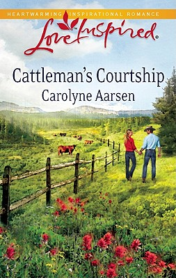 Image for Cattleman's Courtship (Love Inspired)