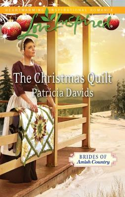 Image for CHRISTMAS QUILT, THE LOVE INSPIRED: BRIDES OF AMISH COUNTRY