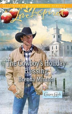 The Cowboy's Holiday Blessing (Love Inspired), Brenda Minton
