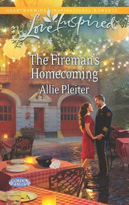Image for The Fireman's Homecoming (Gordon Falls,Love Inspired)