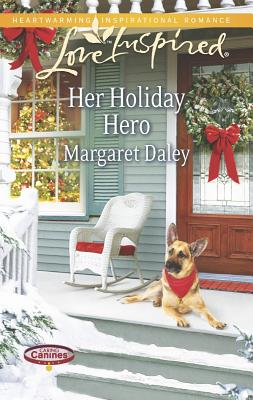 Image for Her Holiday Hero (Love InspiredCaring Canines)