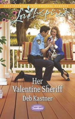 Image for Her Valentine Sheriff (Love InspiredSerendipity Sweethearts)