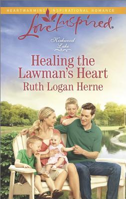 Healing the Lawman's Heart (Love Inspired Kirkwood Lake), Ruth Logan Herne