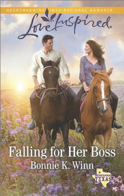 Image for Falling for Her Boss (Love Inspired Rosewood, Texas)