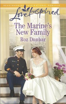 Image for The Marine's New Family  [Love Inspired]